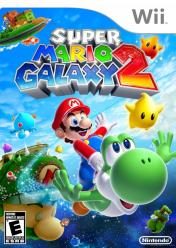 Cover Super Mario Galaxy 2 (Wii)