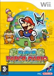 Cover Super Paper Mario