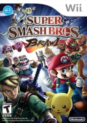 Cover Super Smash Bros. Brawl