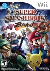Cover Super Smash Bros. Brawl (Wii)