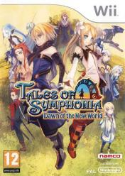 Cover Tales of Symphonia: Dawn of the New World