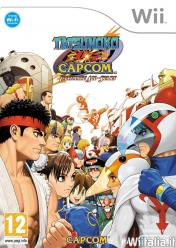Cover Tatsunoko vs. Capcom: Ultimate All-Stars (Wii)