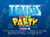 Cover Tetris Party
