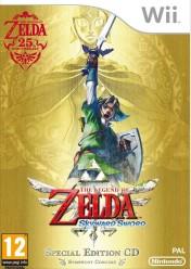 Cover The Legend of Zelda: Skyward Sword (Wii)