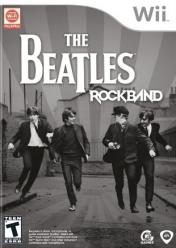 Cover The Beatles: Rock Band (Wii)
