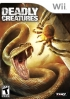 Cover Deadly Creatures per Wii
