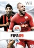 Cover FIFA 09 - Wii