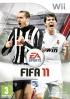 Cover FIFA 11 per Wii