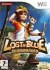 Cover Lost In Blue: Shipwrecked