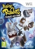 Cover Raving Rabbids: Travel in Time - Wii
