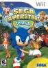 Cover Sega Superstars Tennis per Wii