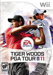 Cover Tiger Woods PGA Tour 11