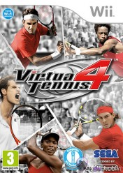 Cover Virtua Tennis 4