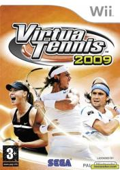 Cover Virtua Tennis 2009