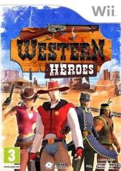 Cover Western Heroes