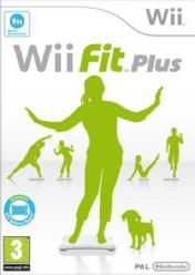 Cover Wii Fit Plus (Wii)