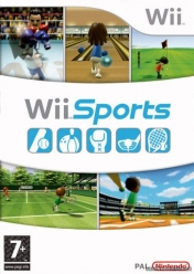 Cover Wii Sports (Wii)
