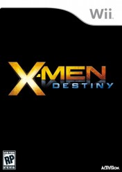 Cover X-Men: Destiny