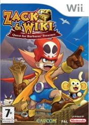 Cover Zack & Wiki: Il Tesoro del Pirata Barbaros