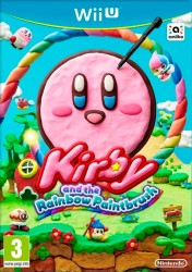 Cover Kirby and the Rainbow Paintbrush
