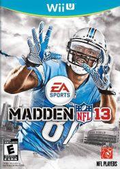 Cover Madden NFL 13