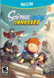 Cover Scribblenauts Unmasked: A DC Comics Adventure