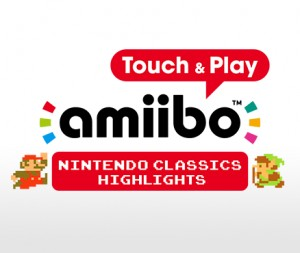Cover amiibo Touch & Play: Nintendo Classics Highlights