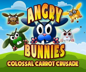Cover Angry Bunnies: Colossal Carrot Crusade