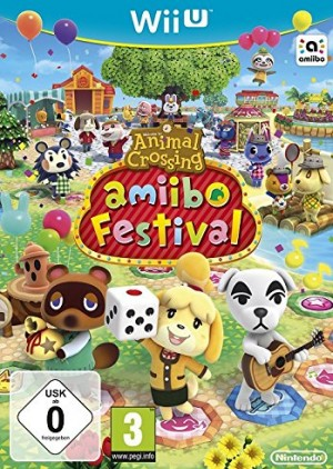 Cover Animal Crossing: amiibo Festival