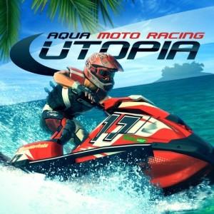 Cover Aqua Moto Racing Utopia