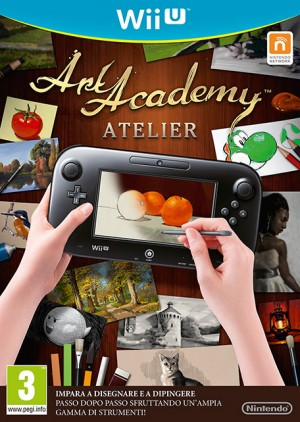 Cover Art Academy: Atelier