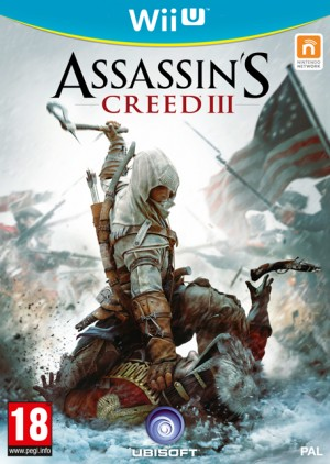 Cover Assassin's Creed III