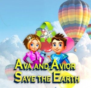 Cover Ava and Avior Save the Earth