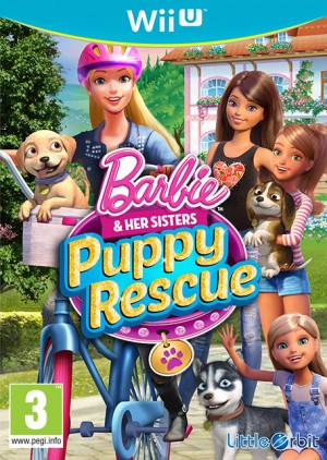 Cover Barbie and her Sisters Puppy Rescue