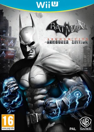 Cover Batman: Arkham City Armoured Edition