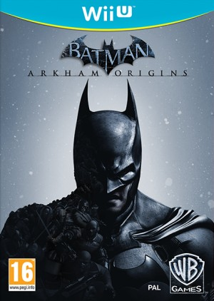 Cover Batman Arkham Origins (Wii U)