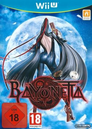 Cover Bayonetta (Wii U)