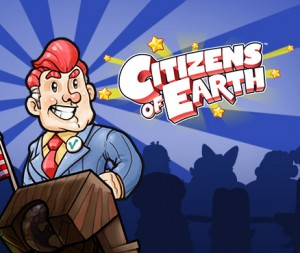 Cover Citizens of Earth