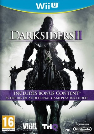 Cover Darksiders II (Wii U)