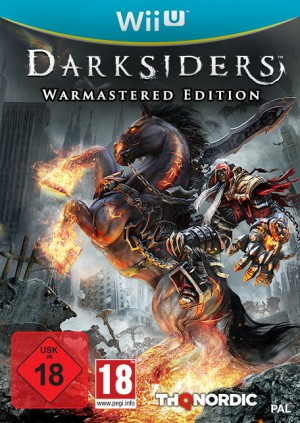 Cover Darksiders Warmastered Edition (Wii U)
