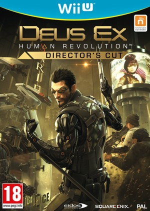 Cover Deus Ex: Human Revolution – Director's Cut