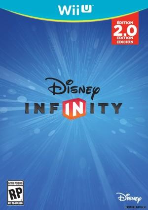 Cover Disney Infinity 2.0 (Wii U)
