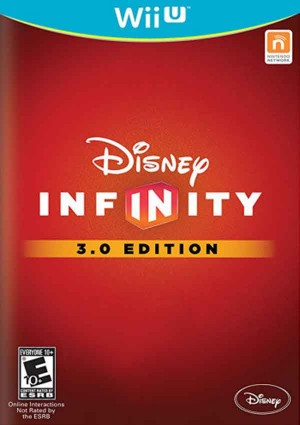 Cover Disney Infinity 3.0 Edition