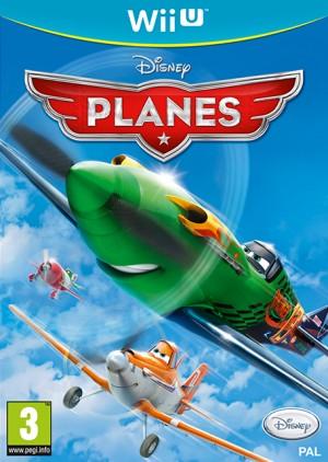 Cover Disney Planes