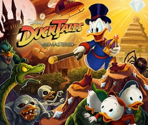 Cover DuckTales: Remastered (Wii U)