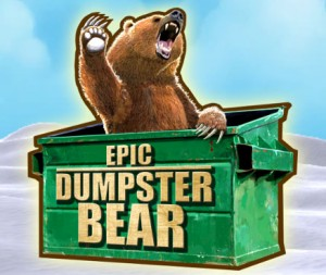 Cover Epic Dumpster Bear