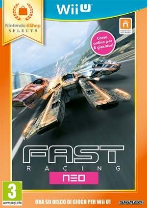 Cover FAST Racing NEO (Wii U)