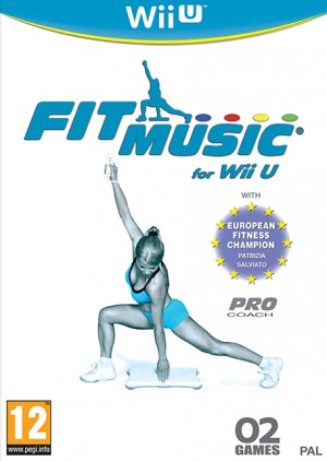 Cover Fit Music for Wii U