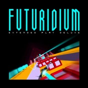 Cover Futuridium EP Deluxe