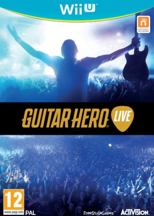 Cover Guitar Hero Live